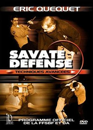 Rent Savate Defence: Advanced Techniques Online DVD Rental