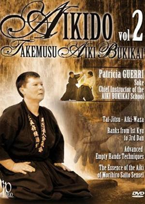 Rent Aikido Taikido Takemusu: Aiki Bukikai Style: Vol.2 Online DVD Rental