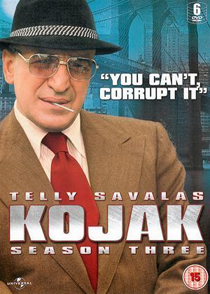 Kojak: Series 3 Online DVD Rental