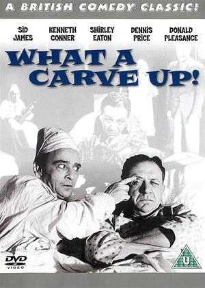 Rent What a Carve Up! Online DVD Rental