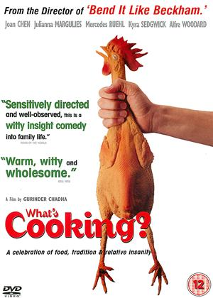 What's Cooking? Online DVD Rental