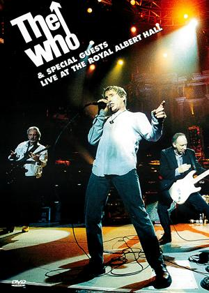 The Who and Special Guests: Live at the Royal Albert Hall Online DVD Rental