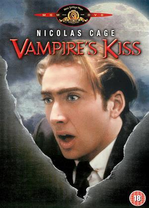Vampire's Kiss Online DVD Rental