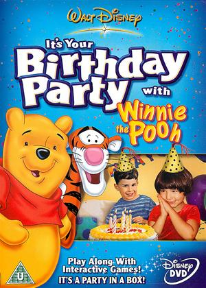Rent It's Your Birthday Party with Winnie the Pooh Online DVD Rental