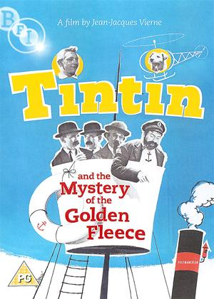 Tintin and the Mystery of the Golden Fleece Online DVD Rental