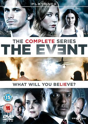 The Event: The Complete Series Online DVD Rental