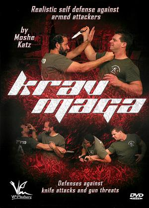 Krav Maga: Realistic Self Defense Against Armed Attackers Online DVD Rental