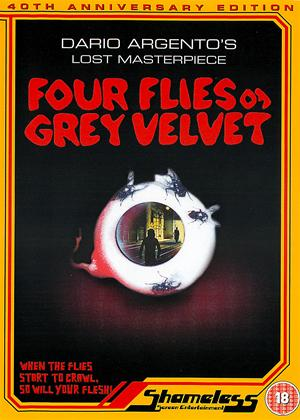 Rent Four Flies on Grey Velvet (aka 4 Mosche di Velluto Grigio) Online DVD Rental