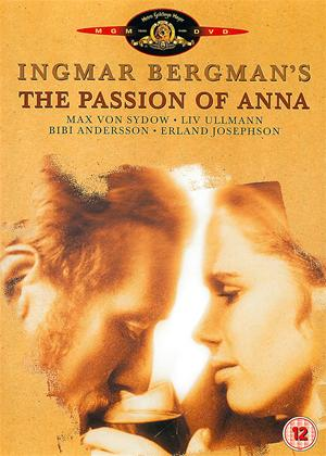 The Passion of Anna Online DVD Rental