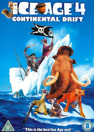 Ice Age 4: Continental Drift Online DVD Rental