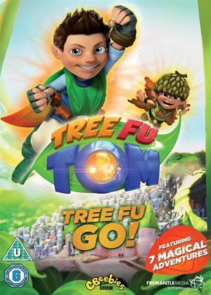 Tree Fu Tom: Tree Fu Go Online DVD Rental