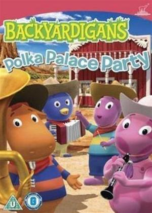 Rent The Backyardigans: Polka Palace Party Online DVD Rental