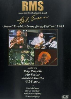 RMS in Concert with Special Guest Gil Evans Online DVD Rental
