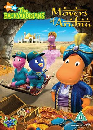 Rent Backyardigans: Movers of Arabia Online DVD Rental