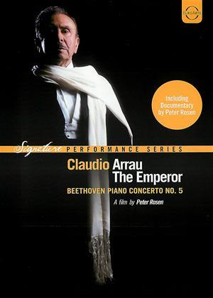Claudio Arrau: The Emperor Online DVD Rental