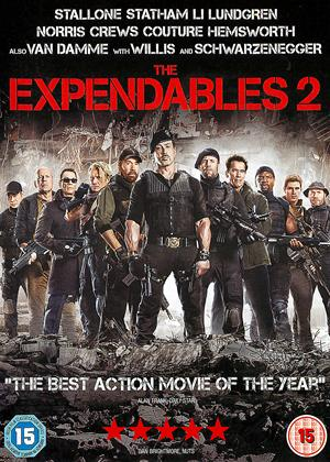 The Expendables 2 Online DVD Rental