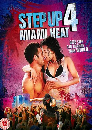 Step Up 4: Miami Heat Online DVD Rental