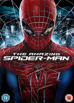 Rent The Amazing Spider-Man Online DVD Rental