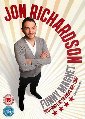 Rent Jon Richardson: Funny Magnet Online DVD Rental
