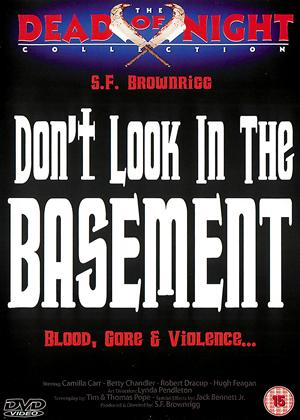 Don't Look in the Basement Online DVD Rental
