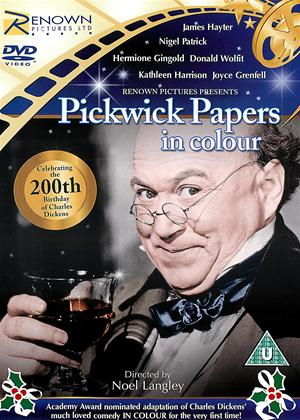 Pickwick Papers Online DVD Rental