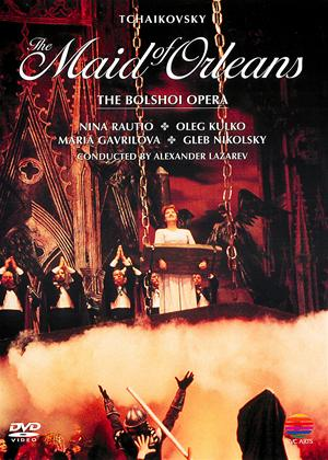 Rent The Maid of Orleans: The Bolshoi Symphony Orchestra and Chorus Online DVD Rental