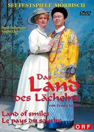 Rent Franz Lehar: The Land of Smiles (aka Franz Lehar: Das Land des Lachelns) Online DVD Rental