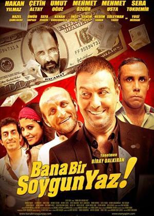 Rent Let's Plan a Robbery (aka Bana Bir Soygun Yaz!) Online DVD Rental