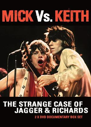 Rent The Rolling Stones: Mick Vs Keith: The Strange Case of Jagger and Richards Online DVD Rental