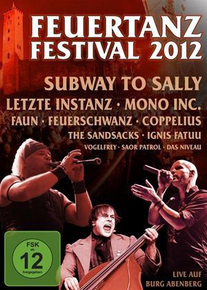 Feuertanz Festival: 2012 Online DVD Rental