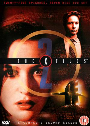 X-Files: Series 2 Online DVD Rental