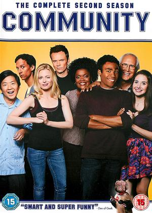 Community: Series 2 Online DVD Rental