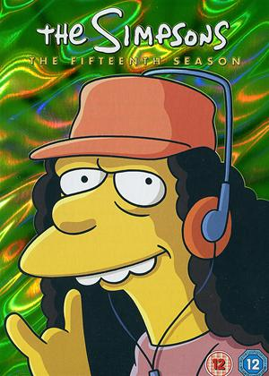 The Simpsons: Series 15 Online DVD Rental