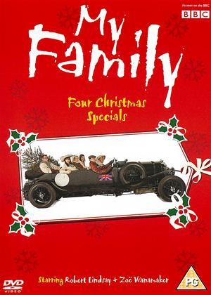 My Family: Four Christmas Specials Online DVD Rental