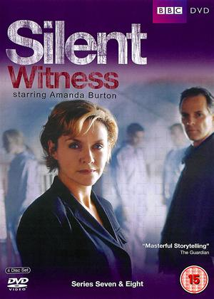 Silent Witness: Series 7 and 8 Online DVD Rental