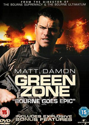 Green Zone Online DVD Rental