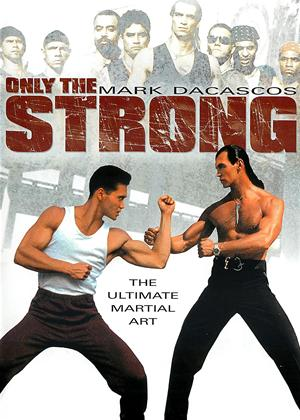 Only the Strong Online DVD Rental