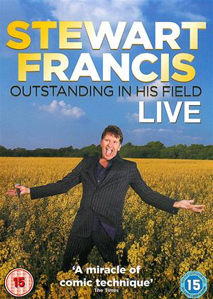 Stewart Francis: Outstanding in His Field - Live Online DVD Rental