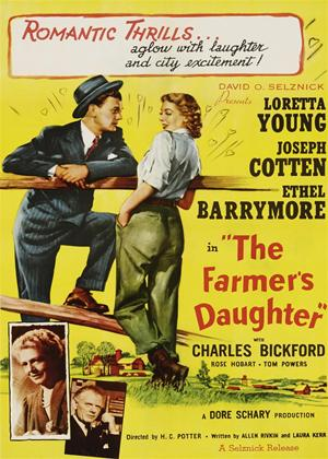 The Farmer's Daughter Online DVD Rental