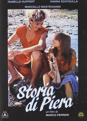 Rent The Story of Piera (aka Storia Di Piera) Online DVD Rental