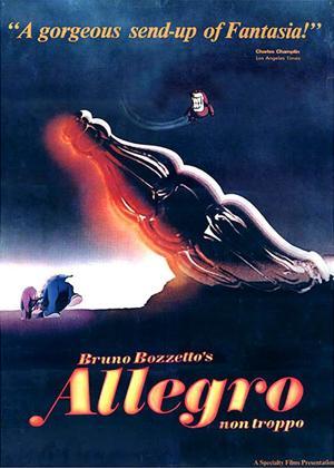 Allegro Non Troppo Online DVD Rental