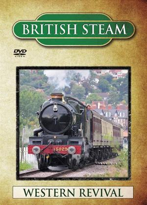 Rent British Steam: Western Revival Online DVD Rental