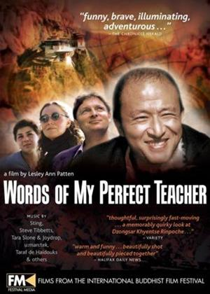 Words of My Perfect Teacher Online DVD Rental