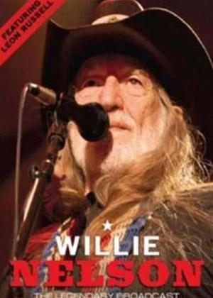 Rent Willie Nelson: The Legendary Broadcast Online DVD Rental