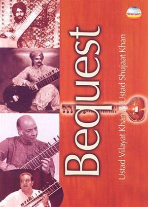 Rent Ustad Vilayat Khan and Ustad Shujaat Khan: Bequest Online DVD Rental