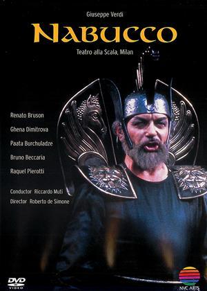 Nabucco: Teatro Alla Scala Online DVD Rental