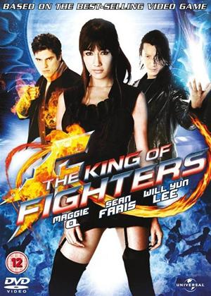 Rent The King of Fighters Online DVD Rental