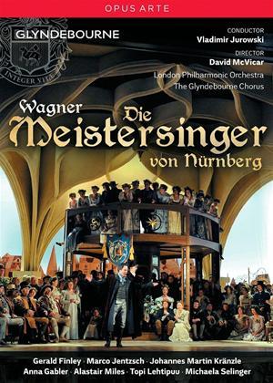 Die Meistersinger Von Nurnberg: Glyndebourne (Jurowski) Online DVD Rental