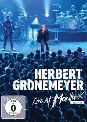 Herbert Gronemeyer: Live at Montreux 2012 Online DVD Rental