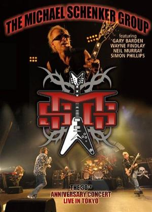 Rent Michael Schenker Group: Live in Tokyo: The 30th Anniversary Concert Online DVD Rental